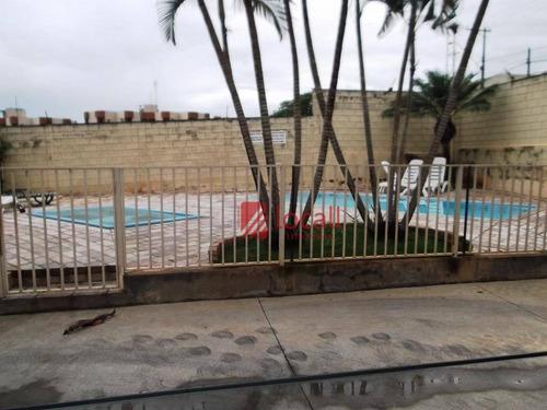 apartamento residencial à venda, bom jardim, são josé do rio preto. - ap1224