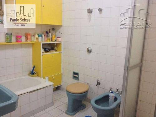 apartamento residencial à venda, bom retiro, são paulo. - ap0020