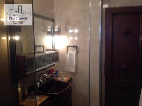 apartamento residencial à venda, bom retiro, são paulo. - ap0051