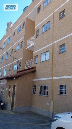 apartamento residencial à venda, bom retiro, teresópolis. - ap1335