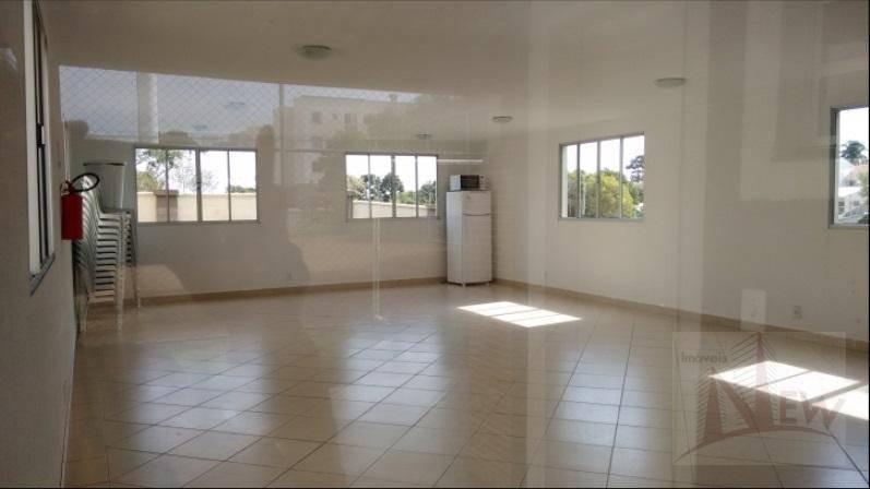 apartamento residencial à venda, boneca do iguaçu, são josé dos pinhais. - ap0034