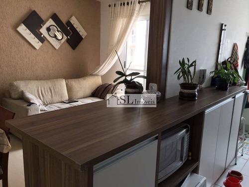 apartamento residencial à venda, bonfim, campinas. - ap0408