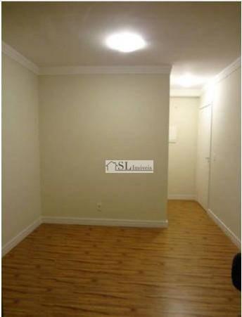 apartamento residencial à venda, bonfim, campinas. - ap0491