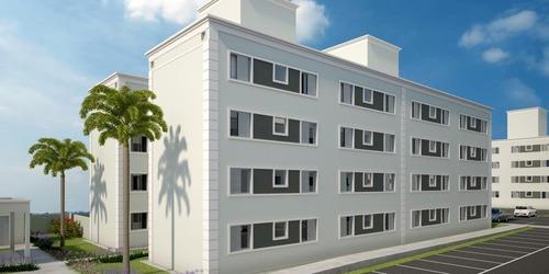 apartamento residencial à venda, bongue, piracicaba. - ap0540
