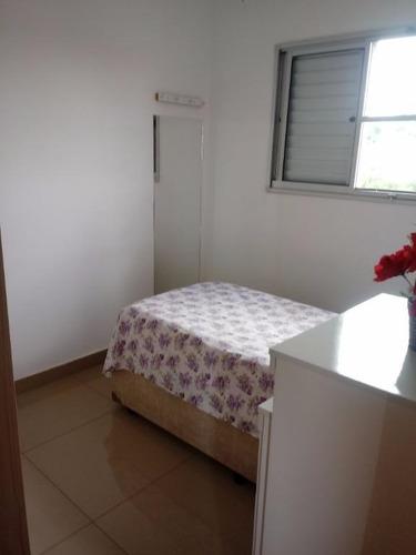 apartamento residencial à venda, bongue, piracicaba. - ap0763