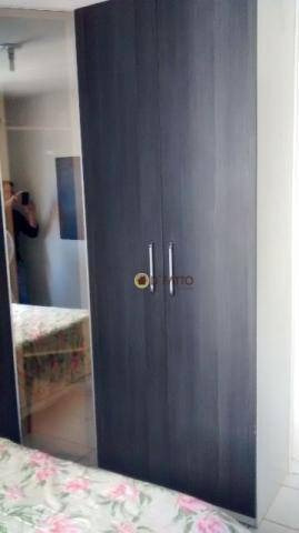 apartamento residencial à venda, bonsucesso, guarulhos. - ap1750