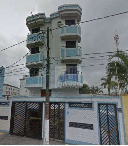 apartamento  residencial à venda, boqueirão, praia grande. - ap0004