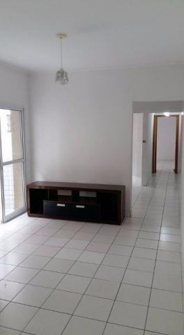 apartamento residencial à venda, boqueirão, praia grande. - ap0007