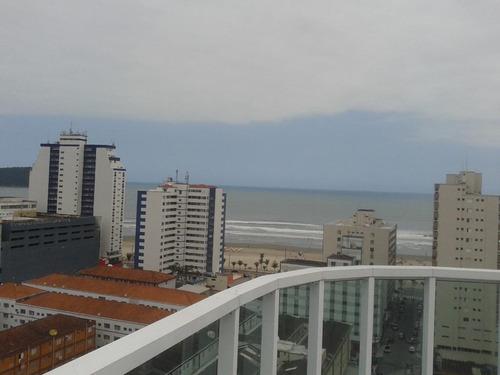 apartamento residencial à venda, boqueirão, praia grande. - ap0069