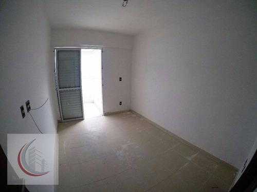 apartamento residencial à venda, boqueirão, praia grande. - ap1754