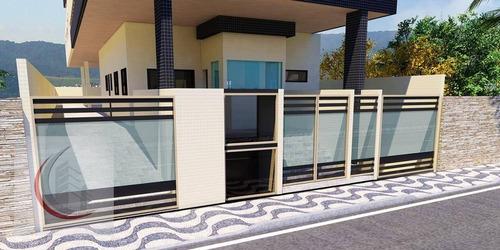 apartamento residencial à venda, boqueirão, praia grande. - ap1811