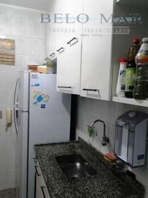 apartamento  residencial à venda, boqueirão, praia grande. - codigo: ap0766 - ap0766