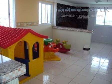 apartamento residencial à venda, boqueirão, praia grande. - codigo: ap0796 - ap0796