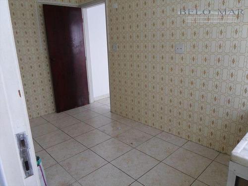 apartamento residencial à venda, boqueirão, praia grande. - codigo: ap1118 - ap1118
