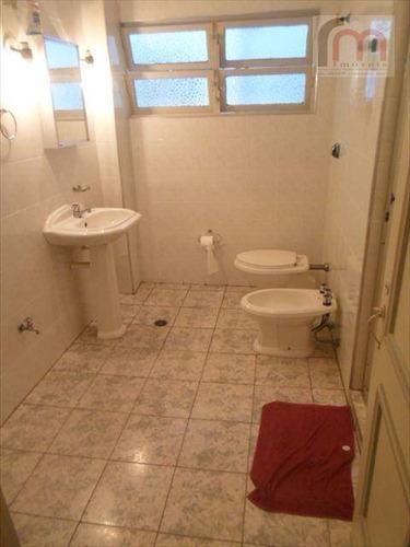 apartamento residencial à venda, boqueirão, santos - ap0011. - ap0011