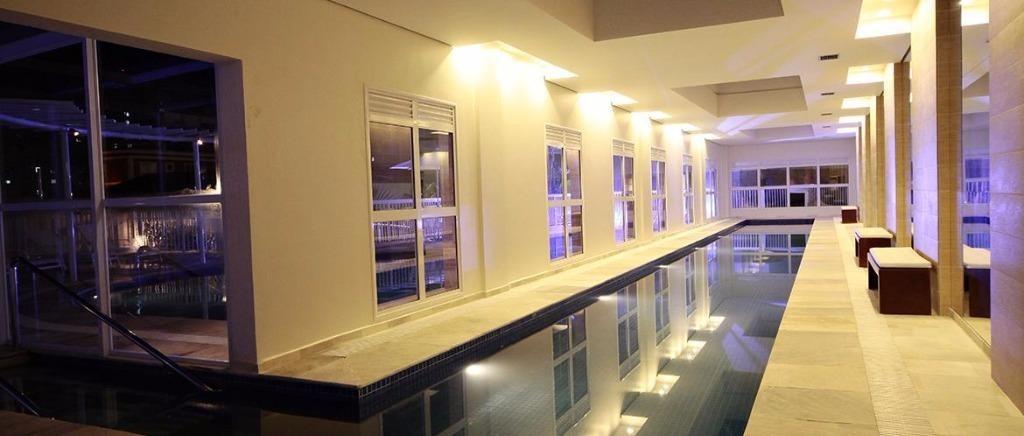 apartamento residencial à venda, boqueirão, santos - ap0354. - ap0354