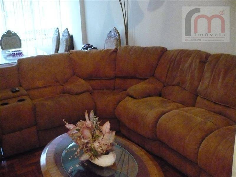 apartamento residencial à venda, boqueirão, santos - ap0532. - ap0532