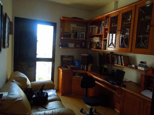 apartamento residencial à venda, boqueirão, santos. - ap0663