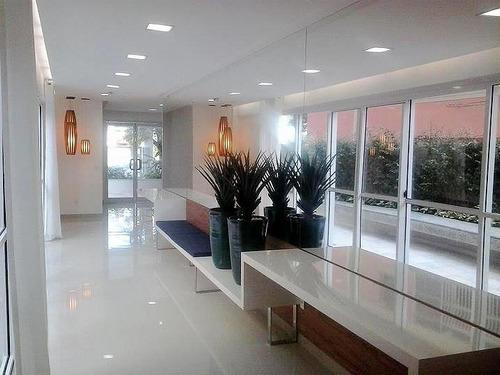 apartamento residencial à venda, boqueirão, santos. - codigo: ap0218 - ap0218