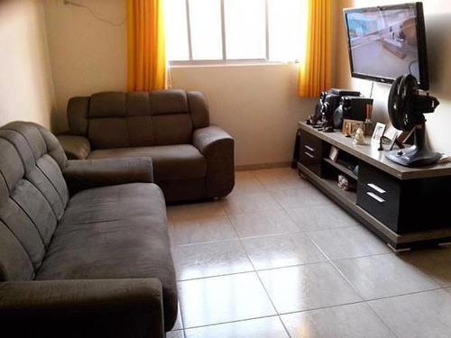 apartamento residencial à venda, boqueirão, santos. - codigo: ap0322 - ap0322