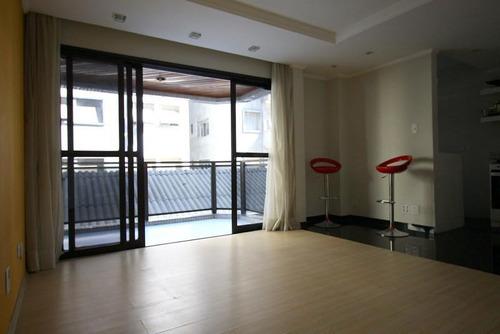 apartamento residencial à venda, boqueirão, santos. - codigo: ap0451 - ap0451
