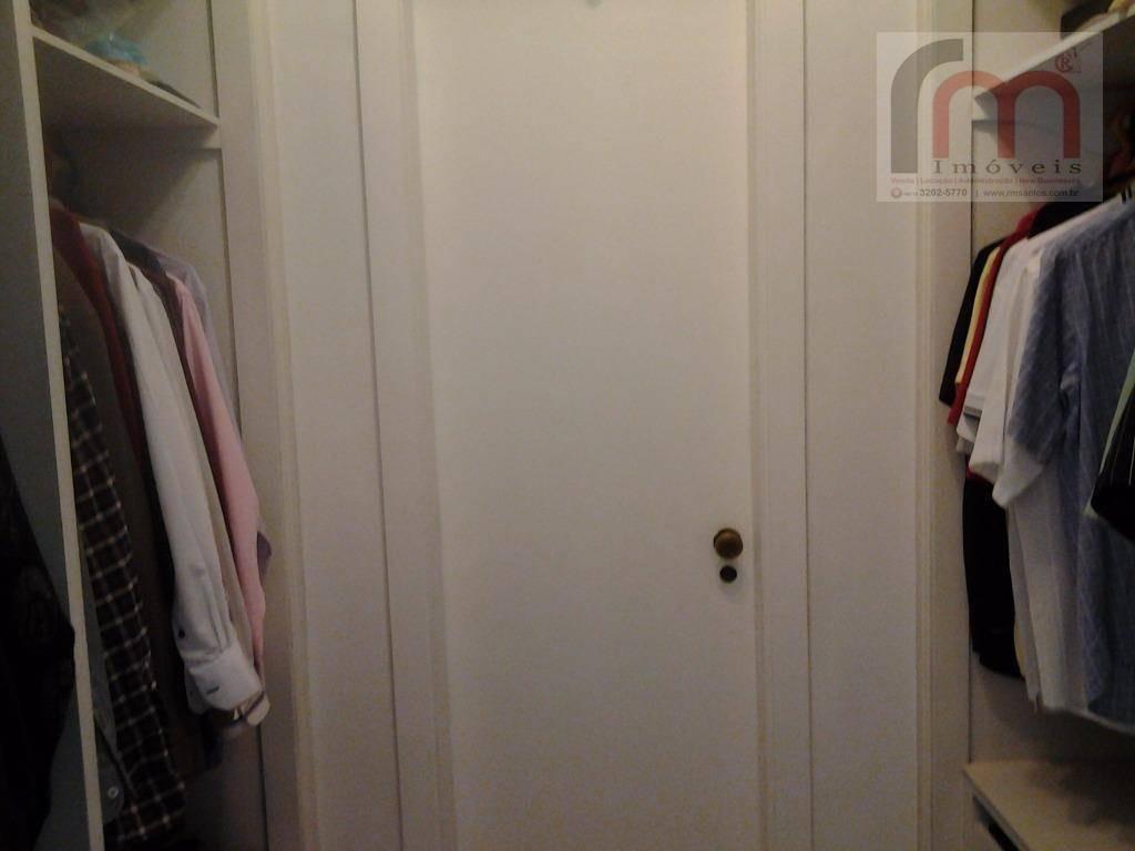 apartamento  residencial à venda, boqueirão, santos. - codigo: ap1823 - ap1823