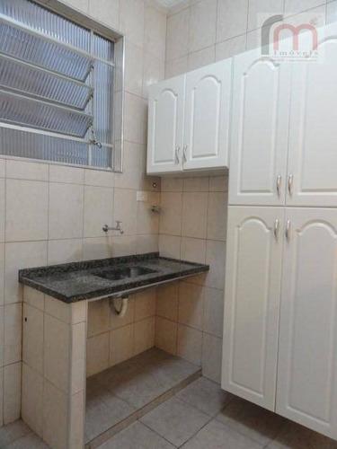 apartamento  residencial à venda, boqueirão, santos. - codigo: ap1906 - ap1906