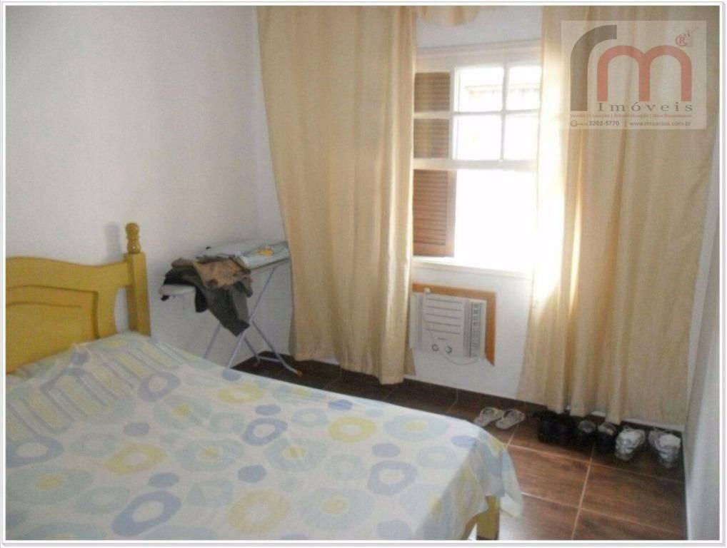 apartamento residencial à venda, boqueirão, santos. - codigo: ap2025 - ap2025