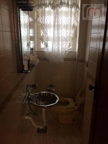 apartamento residencial à venda, boqueirão, santos. - codigo: ap2095 - ap2095