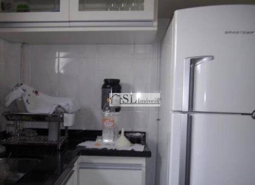 apartamento  residencial à venda, bosque, campinas. - ap0180