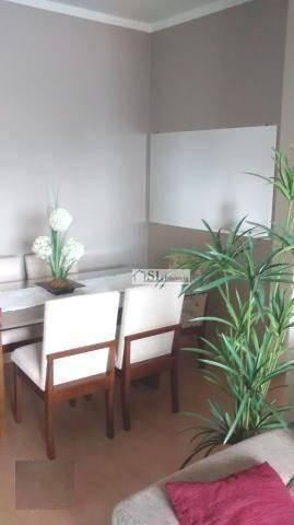 apartamento  residencial à venda, bosque, campinas. - ap0217