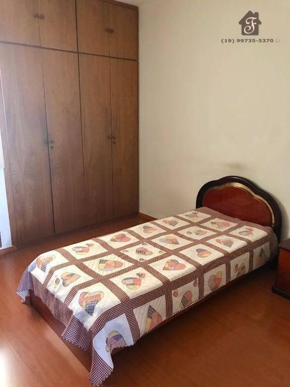 apartamento residencial à venda, bosque, campinas. - ap0791