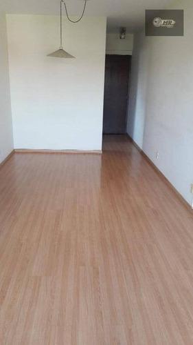 apartamento residencial à venda, bosque, campinas. - ap0827