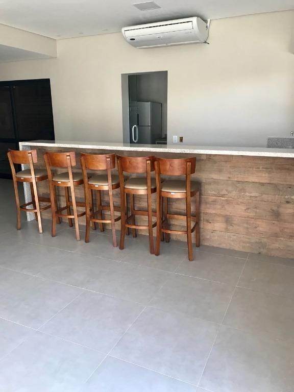 apartamento residencial à venda, bosque, campinas. - ap5165