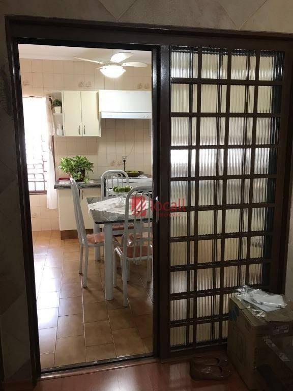 apartamento residencial à venda, bosque da saúde, são josé do rio preto. - ap1270