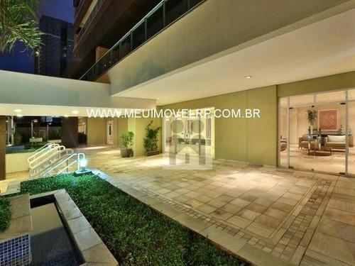 apartamento residencial à venda, bosque das juritis, ribeirão preto - ap0267. - ap0267