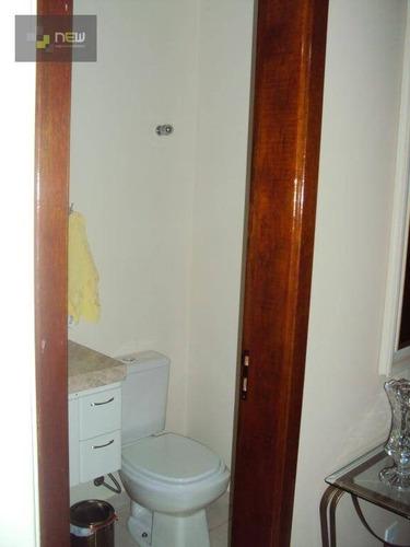 apartamento residencial à venda, bosque das juritis, ribeirão preto. - ap0889