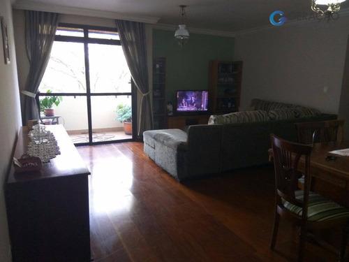 apartamento residencial à venda, bosque dos eucaliptos, são josé dos campos. - ap9980