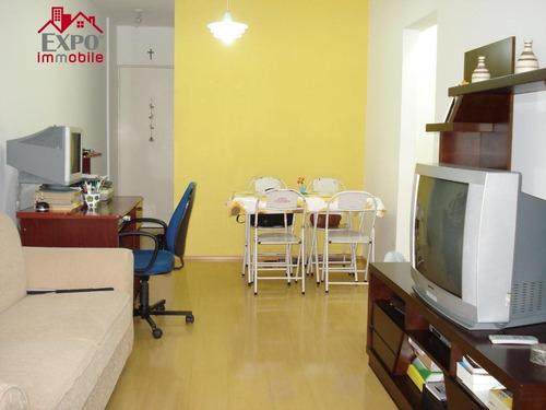 apartamento residencial à venda, botafogo, campinas. - ap0126