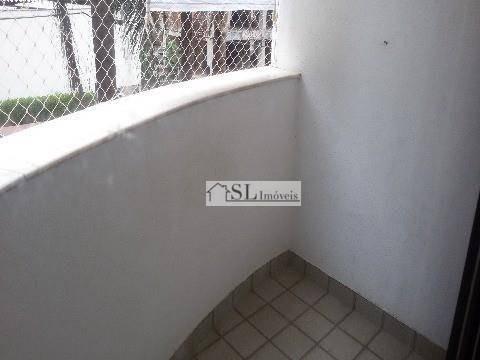 apartamento  residencial à venda, botafogo, campinas. - ap0232