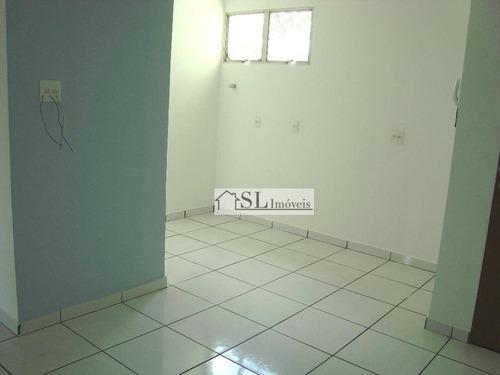 apartamento residencial à venda, botafogo, campinas - ap0377. - ap0377