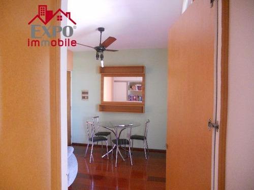 apartamento residencial à venda, botafogo, campinas. - ap0391