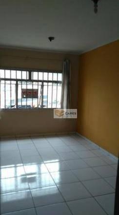 apartamento residencial à venda, botafogo, campinas. - ap5058