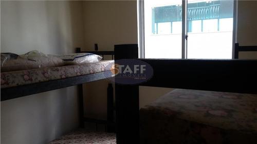 apartamento  residencial à venda, braga, cabo frio. - ap0227