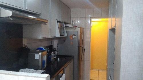 apartamento residencial à venda, brás, são paulo. - ap1492