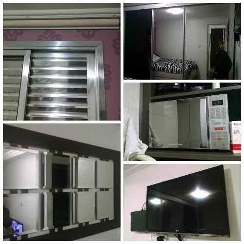 apartamento residencial à venda, brasilândia, são paulo - ap0830. - ap0830