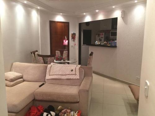 apartamento residencial à venda, brasilândia, são paulo. - codigo: ap1380 - ap1380