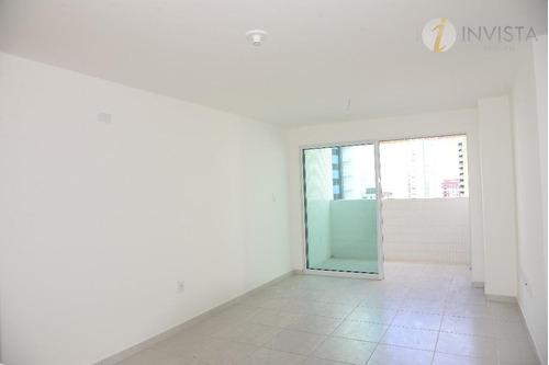 apartamento residencial à venda, brisamar, joão pessoa. - ap5028