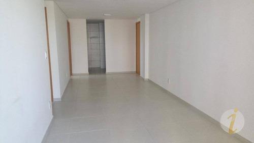 apartamento residencial à venda, brisamar, joão pessoa. - ap5847