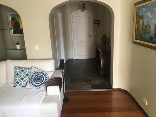 apartamento residencial à venda, brooklin novo, são paulo. - ap0004
